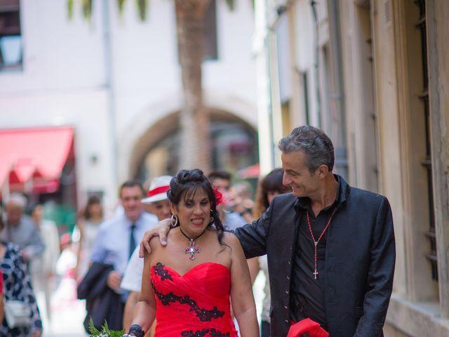 Le mariage de Thierry et Sabine  à Nîmes, Gard 12