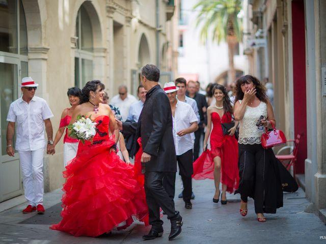 Le mariage de Thierry et Sabine  à Nîmes, Gard 13