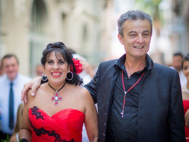 Le mariage de Thierry et Sabine  à Nîmes, Gard 14