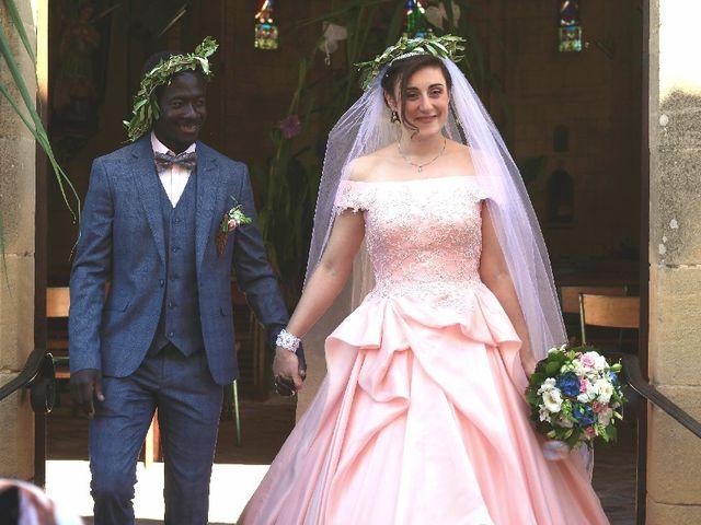 Le mariage de Haringa  et Coralie  à Lamothe-Montravel, Dordogne 3