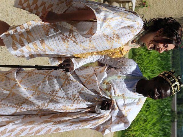 Le mariage de Haringa  et Coralie  à Lamothe-Montravel, Dordogne 5