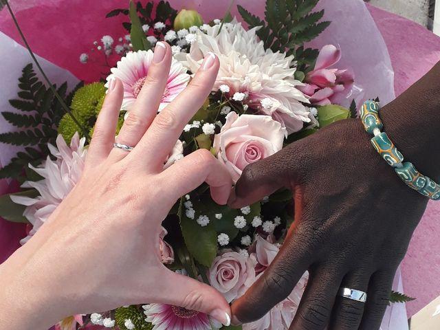 Le mariage de Haringa  et Coralie  à Lamothe-Montravel, Dordogne 6