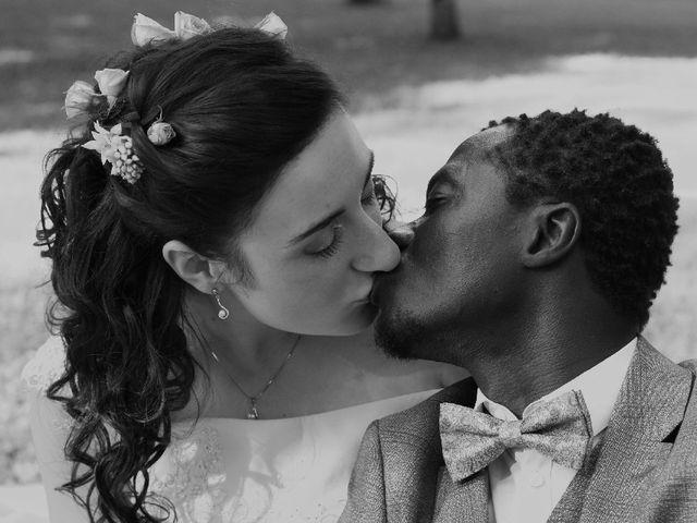 Le mariage de Haringa  et Coralie  à Lamothe-Montravel, Dordogne 7