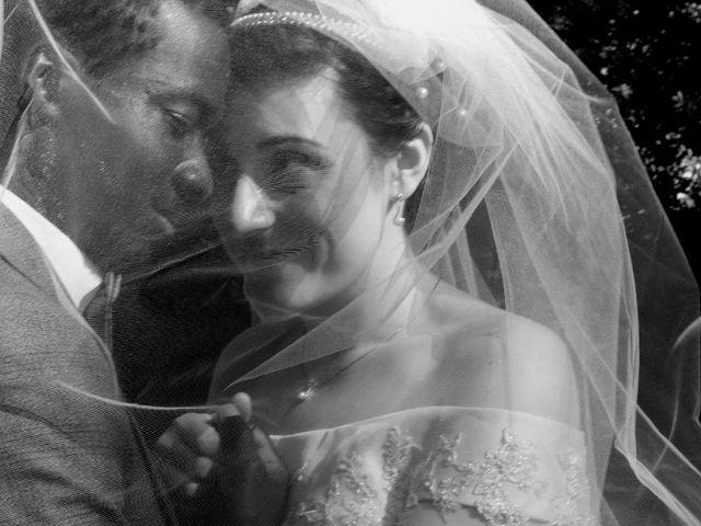 Le mariage de Haringa  et Coralie  à Lamothe-Montravel, Dordogne 10