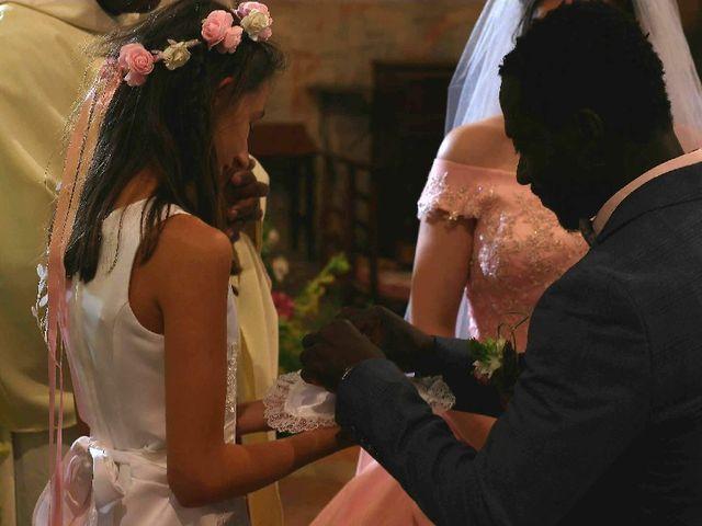 Le mariage de Haringa  et Coralie  à Lamothe-Montravel, Dordogne 11