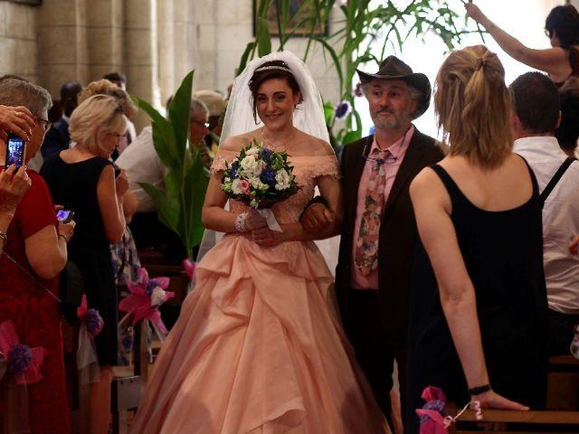 Le mariage de Haringa  et Coralie  à Lamothe-Montravel, Dordogne 12