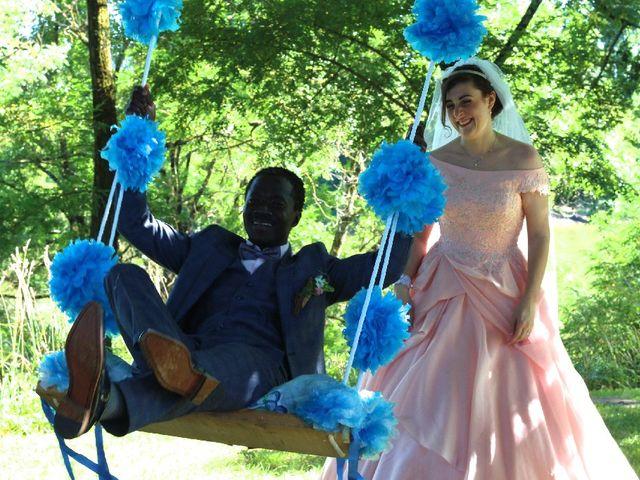 Le mariage de Haringa  et Coralie  à Lamothe-Montravel, Dordogne 13