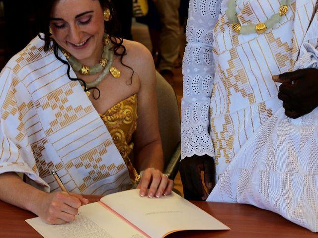 Le mariage de Haringa  et Coralie  à Lamothe-Montravel, Dordogne 15