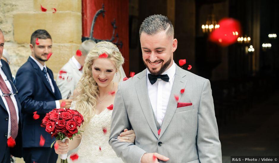 Le mariage de Sébastien et Magalie à Juziers, Yvelines