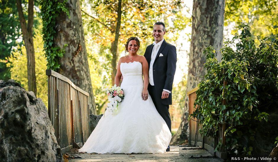 Le mariage de Christophe et Élodie à Villemomble, Seine-Saint-Denis