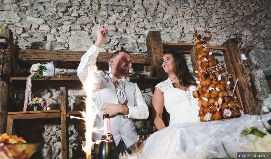 Le mariage de Mickaël et Laurence à Draillant, Haute-Savoie