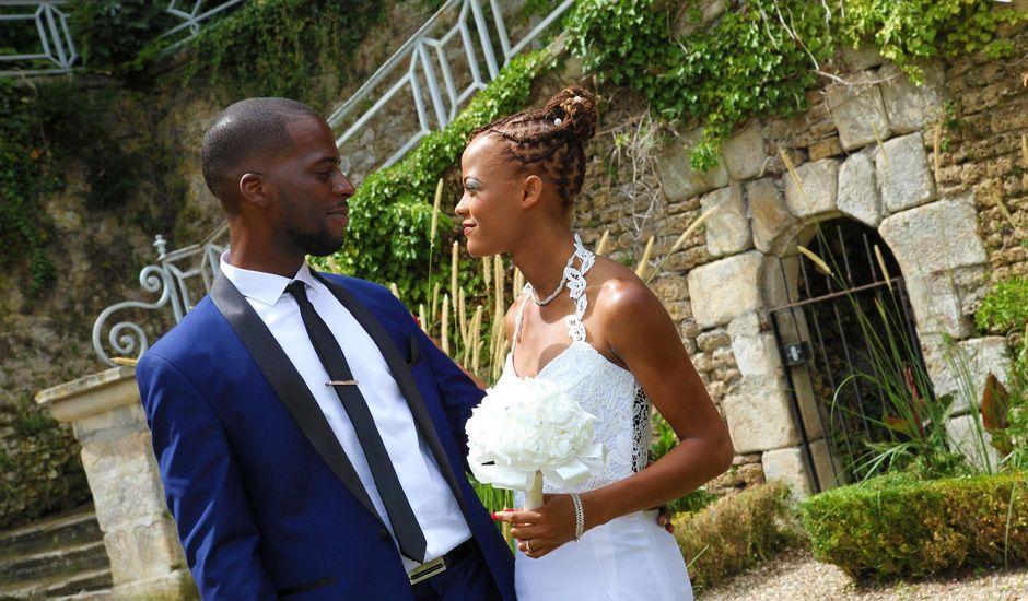 Le mariage de Rudy et Léïla à Saint-Germain-Laval, Seine-et-Marne