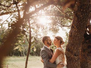 Le mariage de Gwendoline et Julien 1