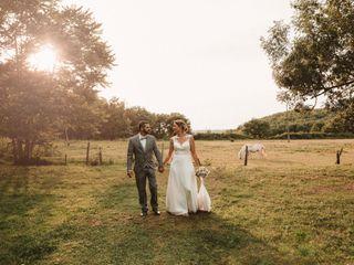 Le mariage de Gwendoline et Julien