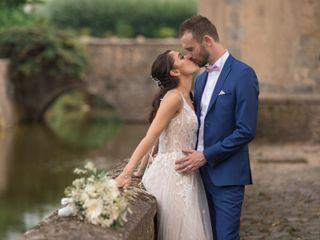 Le mariage de Rebecca et Johann