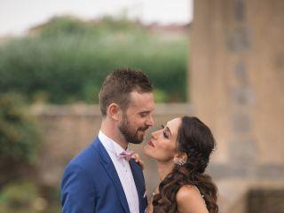 Le mariage de Rebecca et Johann 1