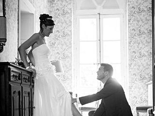 Le mariage de Camille et Eric