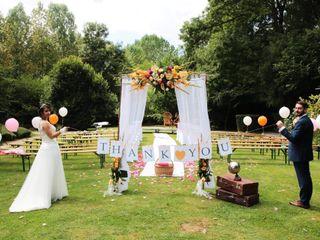 Le mariage de Alison et Harold