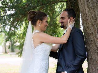 Le mariage de Bérengère et Faris 1