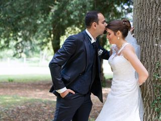 Le mariage de Bérengère et Faris 2