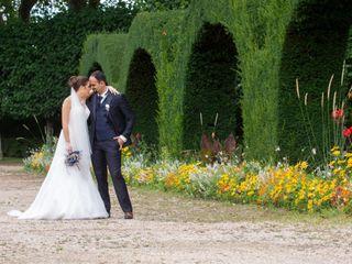 Le mariage de Bérengère et Faris