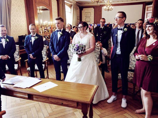Le mariage de Axel et Lisa Marie à Halluin, Nord 14