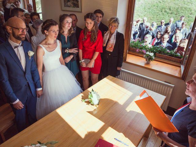 Le mariage de Frédéric et Sophie à Bellefosse, Bas Rhin 16