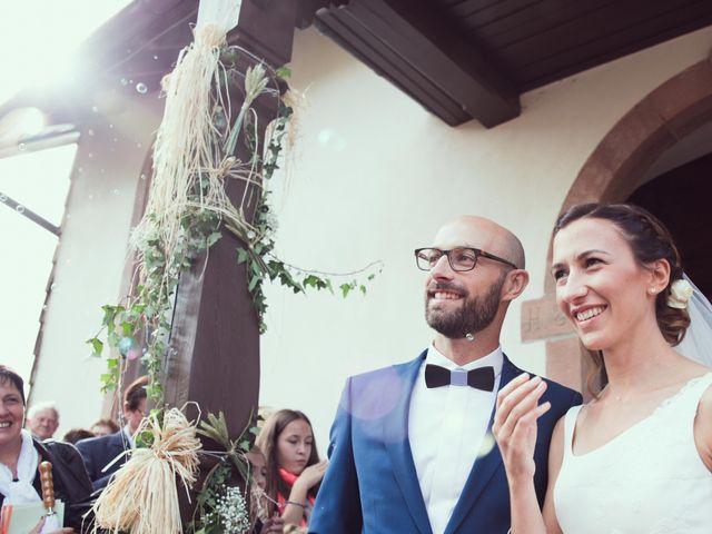 Le mariage de Frédéric et Sophie à Bellefosse, Bas Rhin 21