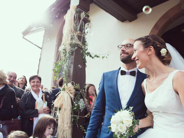 Le mariage de Frédéric et Sophie à Bellefosse, Bas Rhin 22