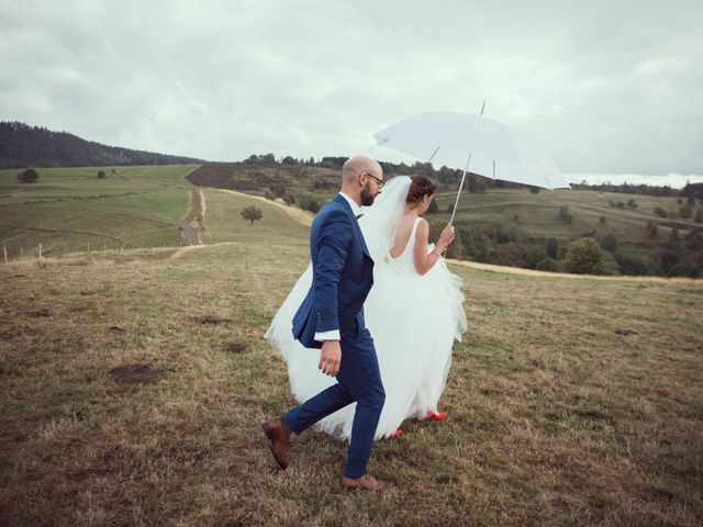 Le mariage de Frédéric et Sophie à Bellefosse, Bas Rhin 34