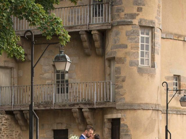 Le mariage de Johann et Rebecca à Sainte-Geneviève-des-Bois, Essonne 4