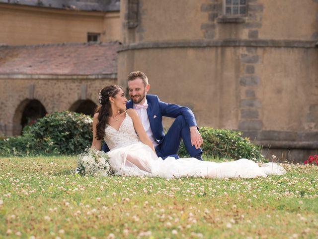 Le mariage de Johann et Rebecca à Sainte-Geneviève-des-Bois, Essonne 5