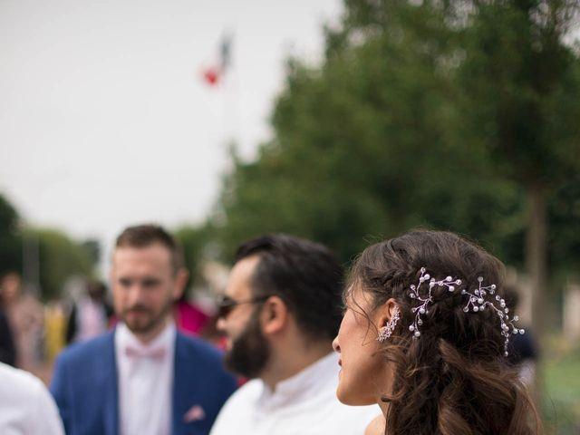 Le mariage de Johann et Rebecca à Sainte-Geneviève-des-Bois, Essonne 6