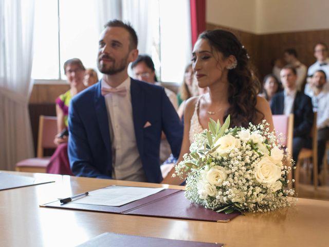Le mariage de Johann et Rebecca à Sainte-Geneviève-des-Bois, Essonne 13