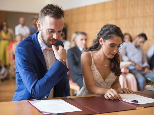 Le mariage de Johann et Rebecca à Sainte-Geneviève-des-Bois, Essonne 15