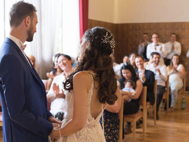 Le mariage de Johann et Rebecca à Sainte-Geneviève-des-Bois, Essonne 17