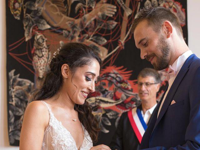 Le mariage de Johann et Rebecca à Sainte-Geneviève-des-Bois, Essonne 18