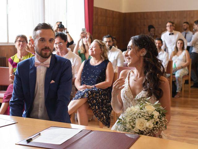 Le mariage de Johann et Rebecca à Sainte-Geneviève-des-Bois, Essonne 21