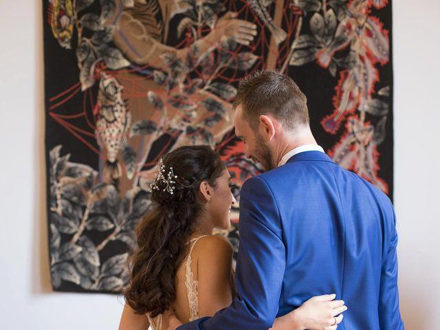 Le mariage de Johann et Rebecca à Sainte-Geneviève-des-Bois, Essonne 22