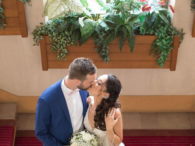 Le mariage de Johann et Rebecca à Sainte-Geneviève-des-Bois, Essonne 25