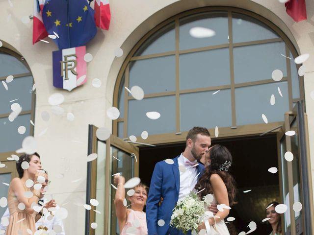 Le mariage de Johann et Rebecca à Sainte-Geneviève-des-Bois, Essonne 26