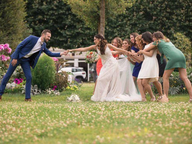 Le mariage de Johann et Rebecca à Sainte-Geneviève-des-Bois, Essonne 27