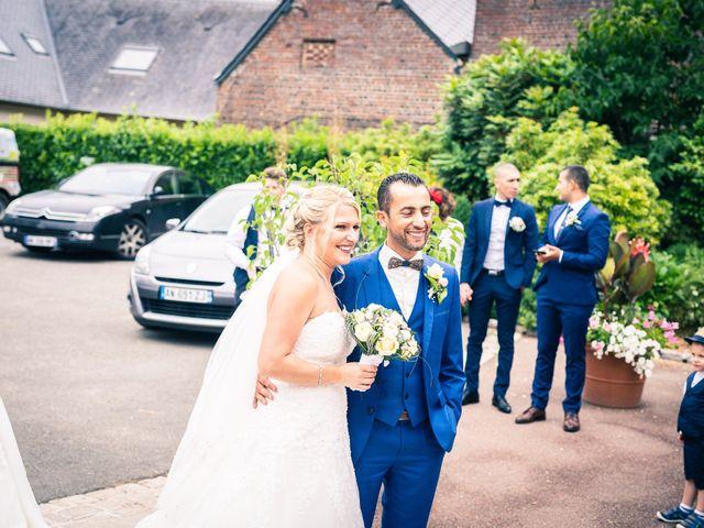 Le mariage de Samir et Aurélie à Forges-les-Eaux, Seine-Maritime 9
