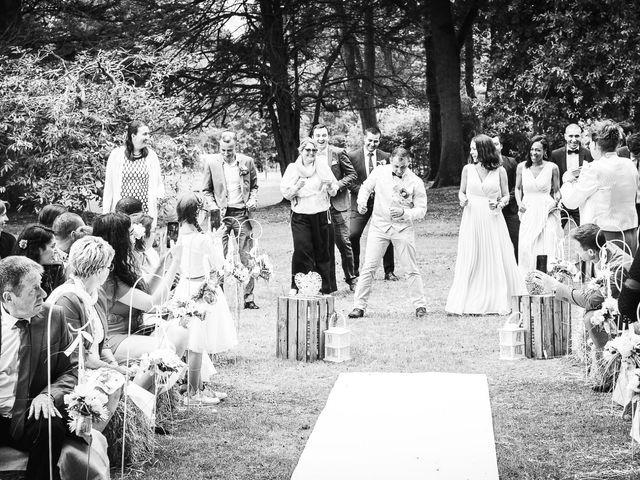 Le mariage de Samir et Aurélie à Forges-les-Eaux, Seine-Maritime 11