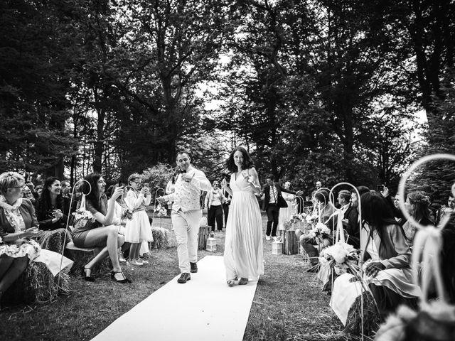 Le mariage de Samir et Aurélie à Forges-les-Eaux, Seine-Maritime 12