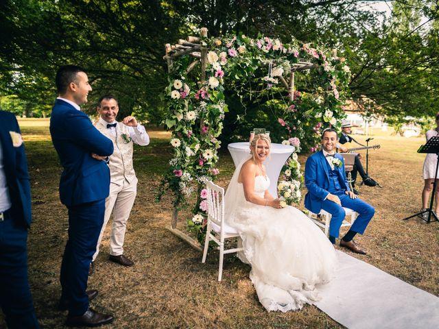 Le mariage de Samir et Aurélie à Forges-les-Eaux, Seine-Maritime 14
