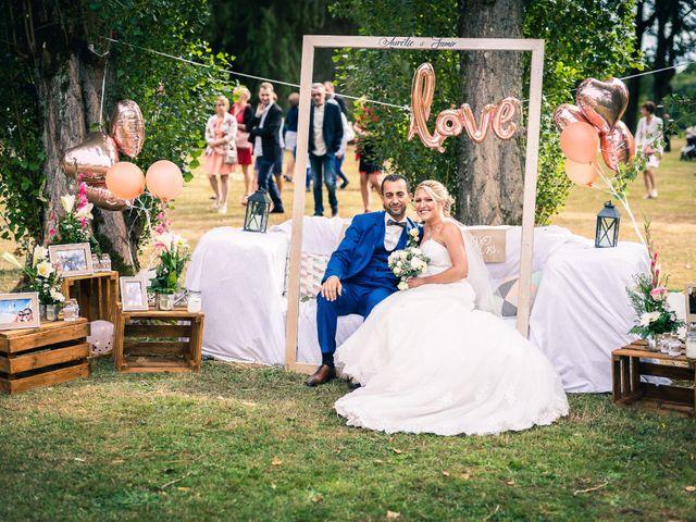 Le mariage de Aurélie et Samir