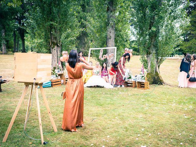 Le mariage de Samir et Aurélie à Forges-les-Eaux, Seine-Maritime 21