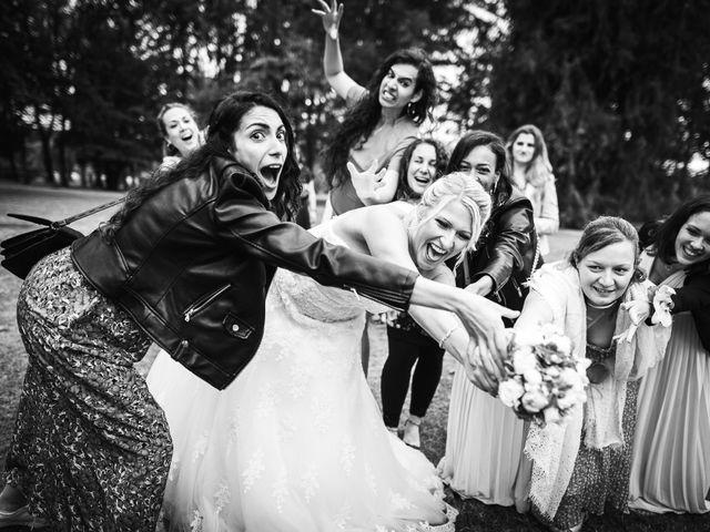 Le mariage de Samir et Aurélie à Forges-les-Eaux, Seine-Maritime 2
