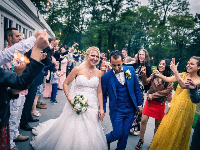 Le mariage de Samir et Aurélie à Forges-les-Eaux, Seine-Maritime 24